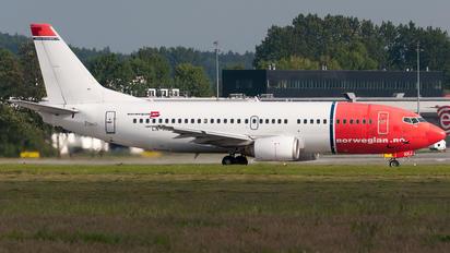 LN-KKJ - Norwegian Air Shuttle Boeing 737-300