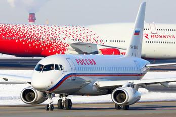 RA-89040 - Rossiya Sukhoi Superjet 100