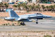 C.15-94 - Spain - Air Force McDonnell Douglas F/A-18A Hornet aircraft