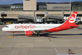 HB-IOR - Air Berlin - Belair Airbus A320