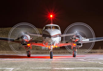 D-IIKM - Private Beechcraft 90 King Air