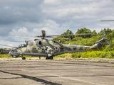 RF-34199 - Russia - Navy Mil Mi-24VP aircraft