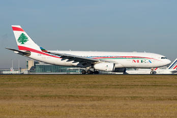 OD-MEC - MEA - Middle East Airlines Airbus A330-200