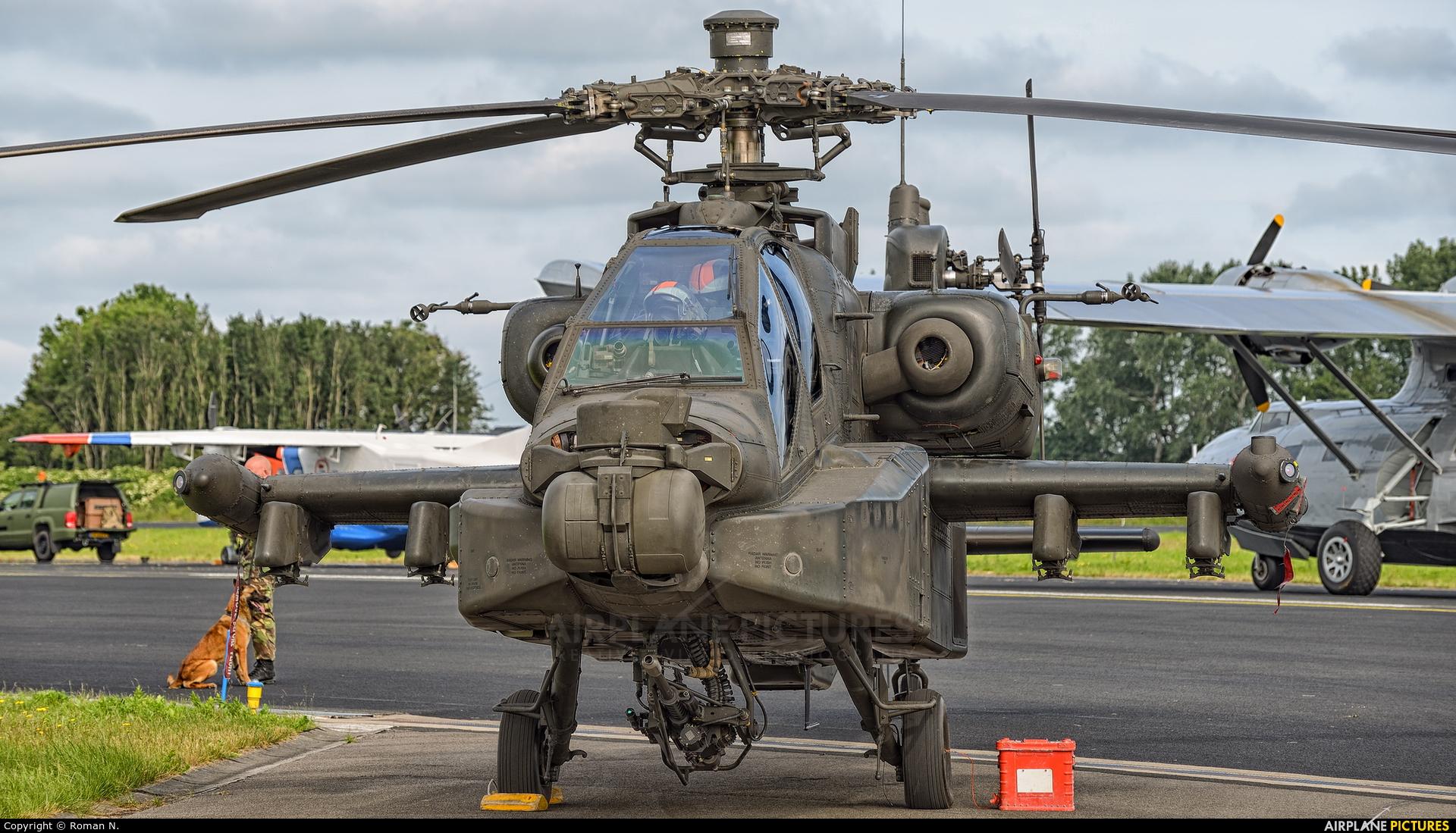 Netherlands - Air Force Q-18 aircraft at Leeuwarden