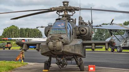 Q-18 - Netherlands - Air Force Boeing AH-64D Apache