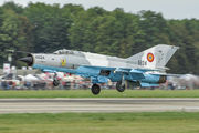 6824 - Romania - Air Force Mikoyan-Gurevich MiG-21 LanceR C aircraft