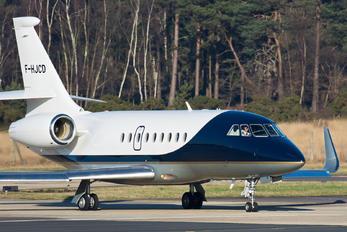 F-HJCD - Private Dassault Falcon 2000LX