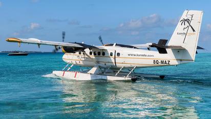 8Q-MAZ - Trans Maldivian Airways - TMA de Havilland Canada DHC-6 Twin Otter