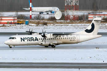 OH-ATL - NoRRA - Nordic Regional Airlines ATR 72 (all models)