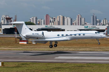 PR-PSE - Private Gulfstream Aerospace G-V, G-V-SP, G500, G550