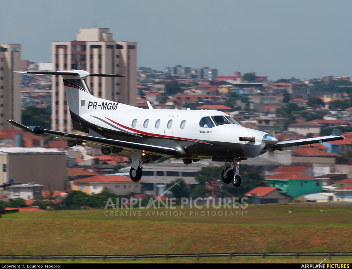Private PR-MGM aircraft at São Paulo - Congonhas