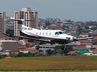 PR-MGM - Private Pilatus PC-12