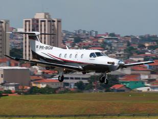 PR-MGM - Private Pilatus PC-12