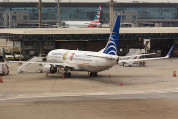 HP-1846CMP - Copa Airlines Boeing 737-800