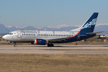 VP-BRN - Nordavia Boeing 737-500