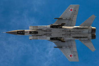 24 - Russia - Air Force Mikoyan-Gurevich MiG-31 (all models)