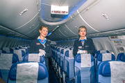 VP-BUS - - Aviation Glamour - Aviation Glamour - Flight Attendant aircraft