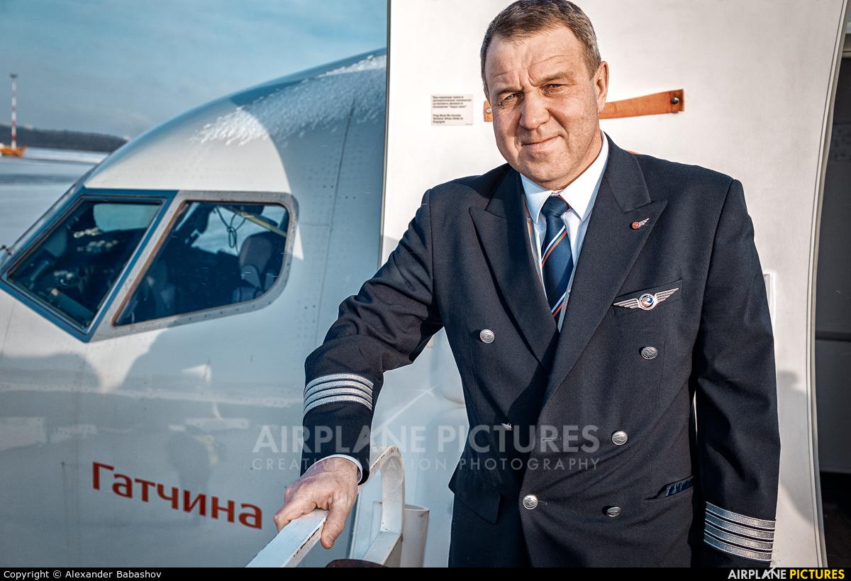 - Aviation Glamour  aircraft at St. Petersburg - Pulkovo