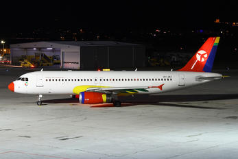 OY-JRZ - Danish Air Transport Airbus A320