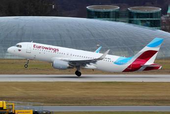 OE-IQA - Eurowings Airbus A320