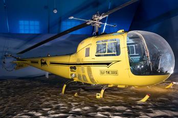 I-MINR - Private Agusta / Agusta-Bell AB 47