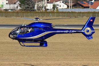 HB-ZJB - Private Eurocopter EC120B Colibri