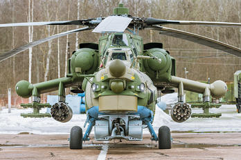 223 - Russia - Air Force Mil Mi-28