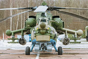 223 - Russia - Air Force Mil Mi-28 aircraft