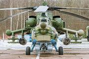 223 - Russia - Air Force Mil Mi-28 aircraft