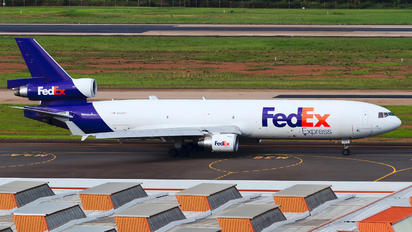 N624FE - FedEx Federal Express McDonnell Douglas MD-11F