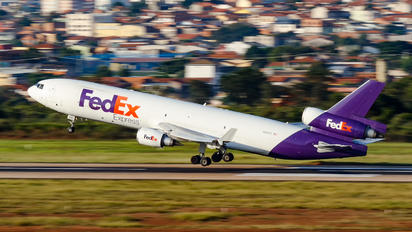 N582FE - FedEx Federal Express McDonnell Douglas MD-11F