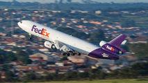 N582FE - FedEx Federal Express McDonnell Douglas MD-11F aircraft