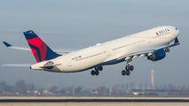 N807NW - Delta Air Lines Airbus A330-300 aircraft