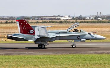 A21-35 - Royal Australian Air Force McDonnell Douglas EF-18A Hornet