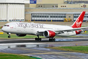 G-VSPY - Virgin Atlantic Boeing 787-9 Dreamliner aircraft