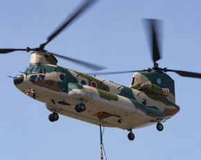 67-4496 - Japan - Air Self Defence Force Kawasaki CH-47J Chinook
