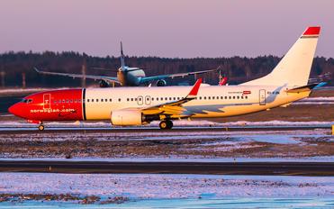 EI-FJN - Norwegian Air International Boeing 737-800