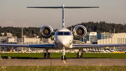 HB-JES - Private Gulfstream Aerospace G-V, G-V-SP, G500, G550