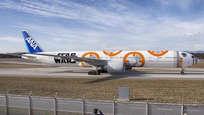 JA-789A - ANA - All Nippon Airways Boeing 777-300ER