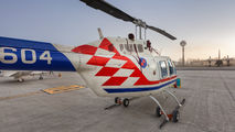 604 - Croatia - Air Force Bell 206B Jetranger III aircraft