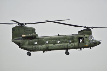 D-106 - Netherlands - Air Force Boeing CH-47D Chinook