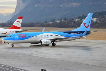 G-FDZZ - TUI Airways Boeing 737-800