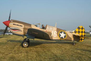 N4420K - Private Curtiss P-40E Warhawk
