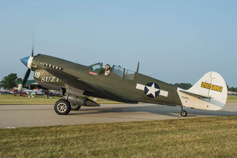 NL49FG - Private Curtiss P-40N Warhawk