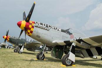 NL451MG - Private North American P-51D Mustang