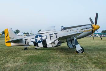 N251CS - Private North American P-51D Mustang