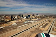 KLAS - - Airport Overview - Airport Overview - Overall View aircraft