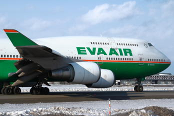B-16410 - Eva Air Boeing 747-400
