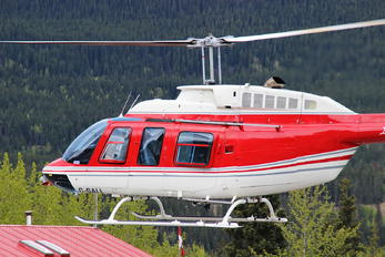 C-GALL - Alpine Helicopters Canada Bell 206L Longranger