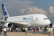 F-WWDD - Airbus Industrie Airbus A380 aircraft